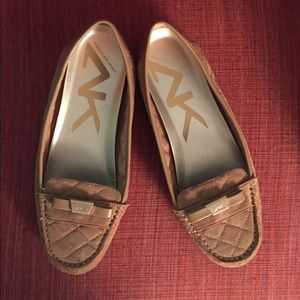 Anne Klein Sport Brown Loafers(9M), gently used